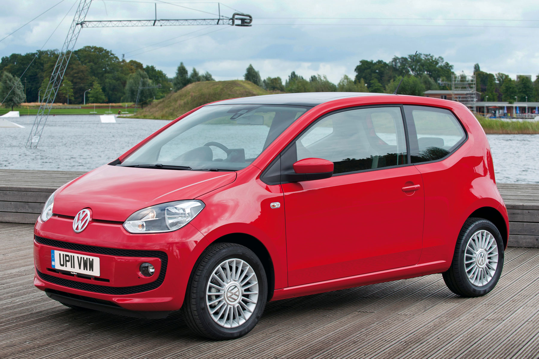 The 20 best first cars: Volkswagen Up