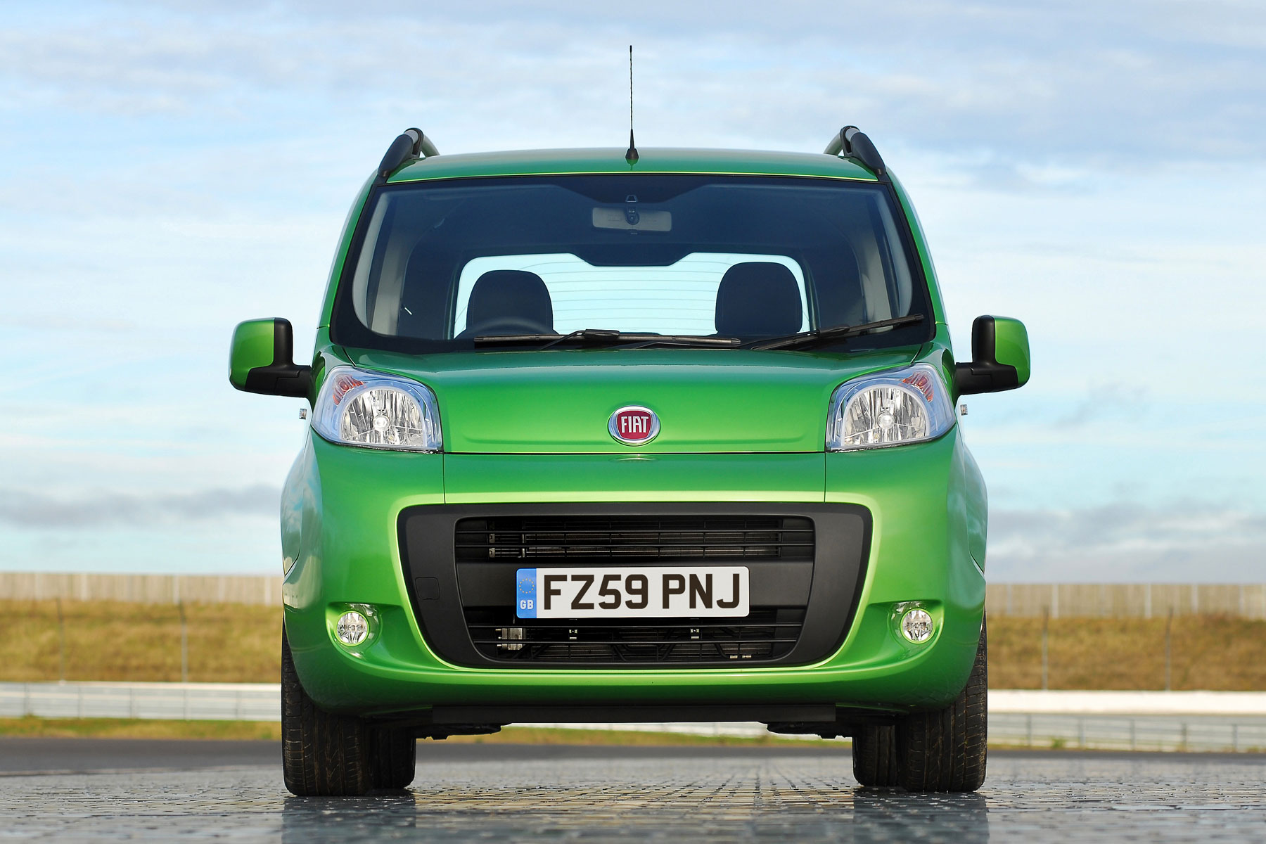 The 20 best first cars: Fiat Qubo