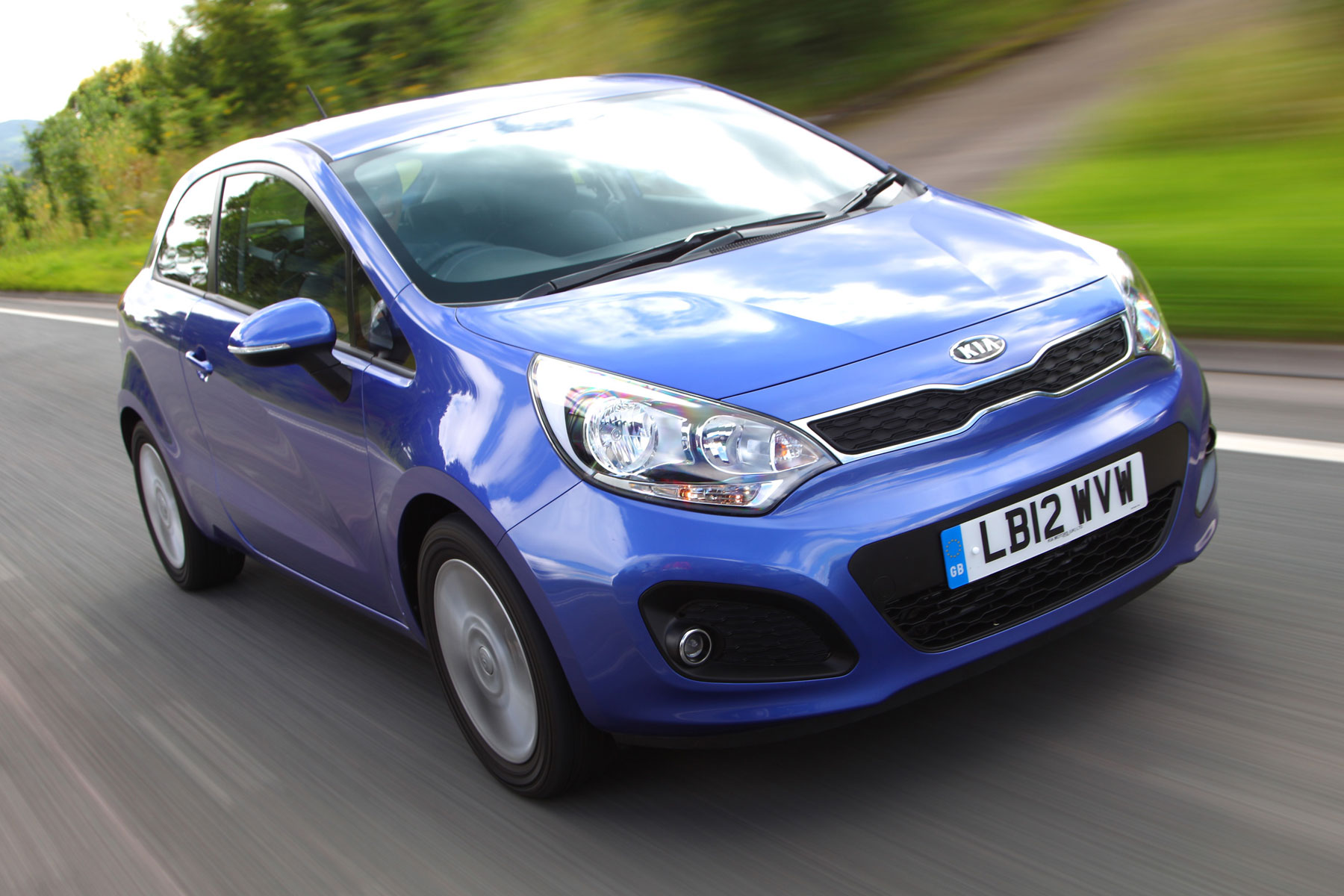 The 20 best first cars: Kia Rio