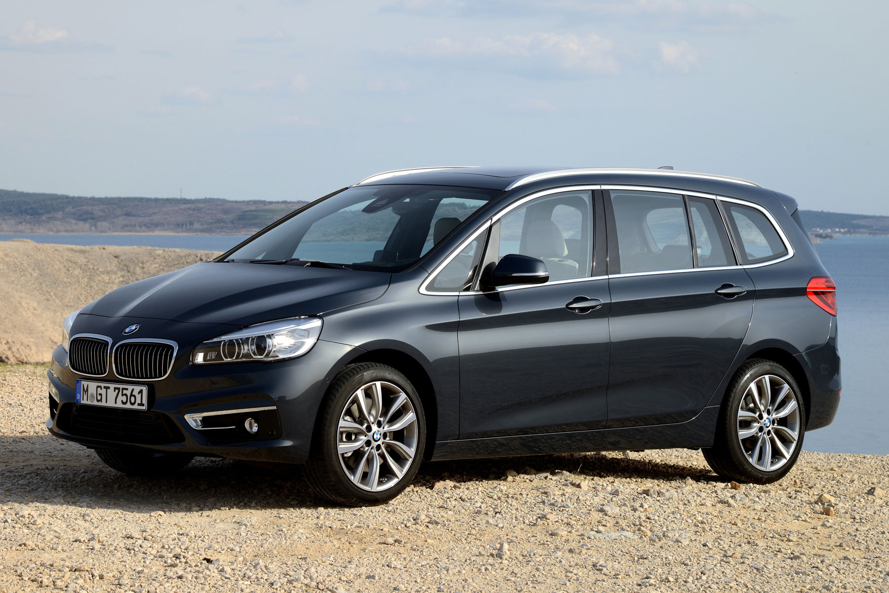 bmw 2 series gran tourer 2015 first drive. Black Bedroom Furniture Sets. Home Design Ideas