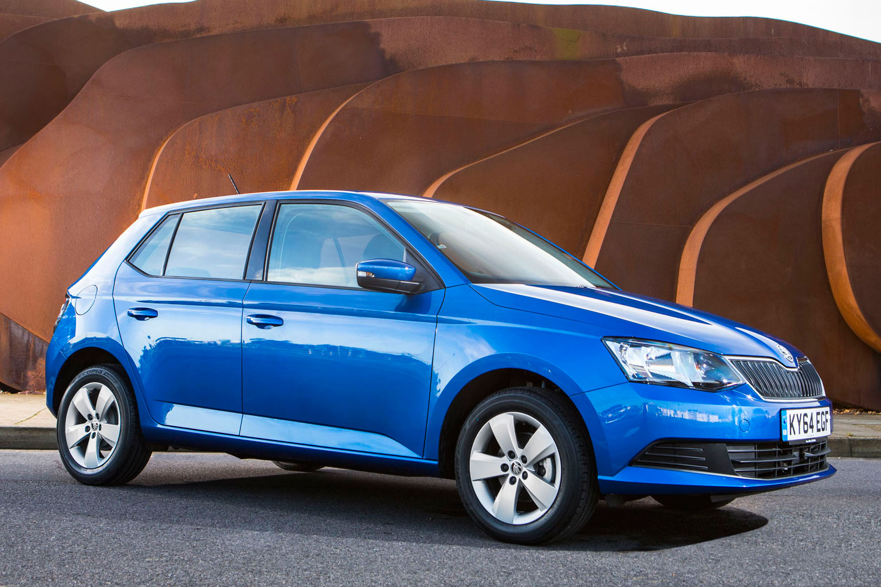 The 20 best first cars: Skoda Fabia
