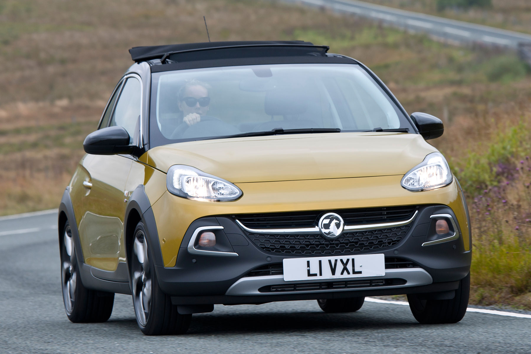The 20 best first cars: Vauxhall Adam