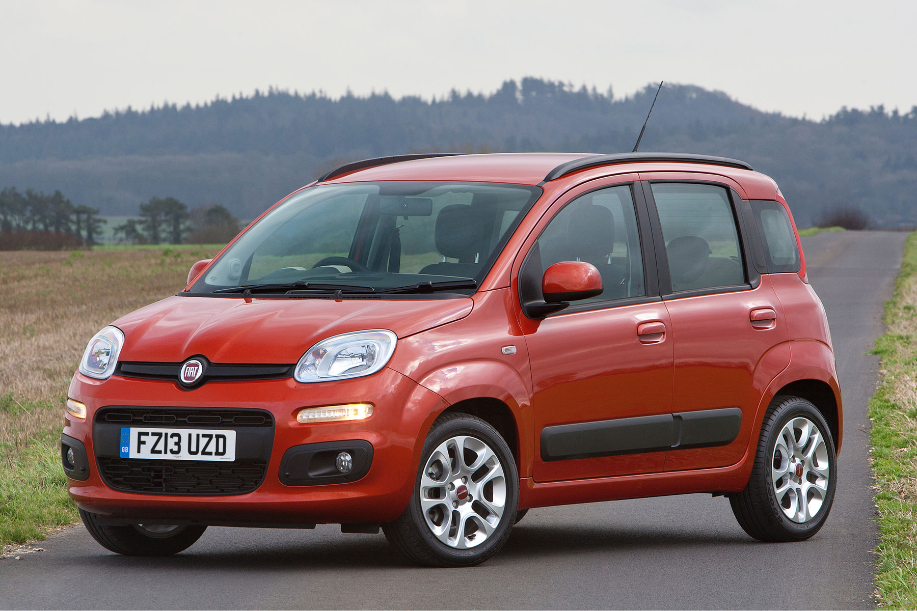 The 20 best first cars: Fiat Panda