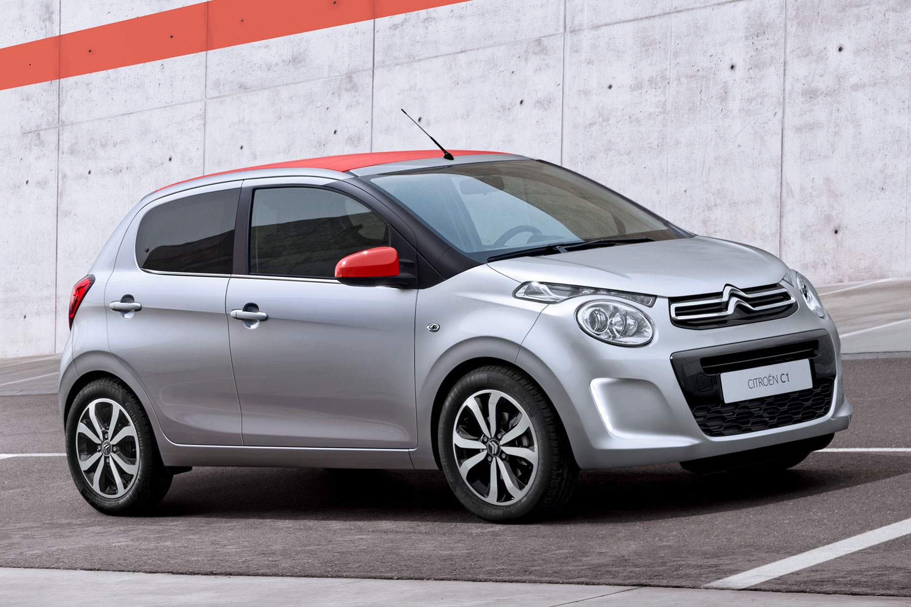 The 20 best first cars: Citroen C1
