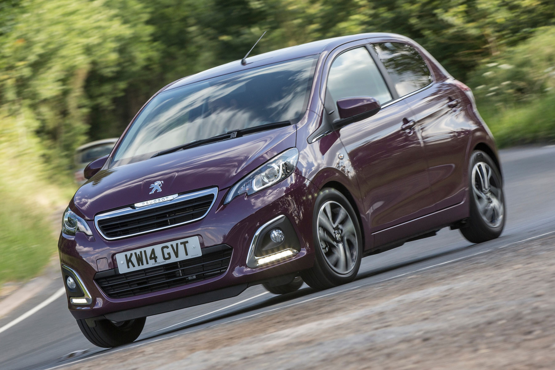 The 20 best first cars: Peugeot 108