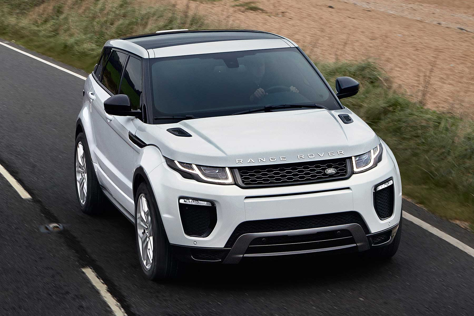 the facelifted 2016 model year range rover evoque will go on sale in. Black Bedroom Furniture Sets. Home Design Ideas