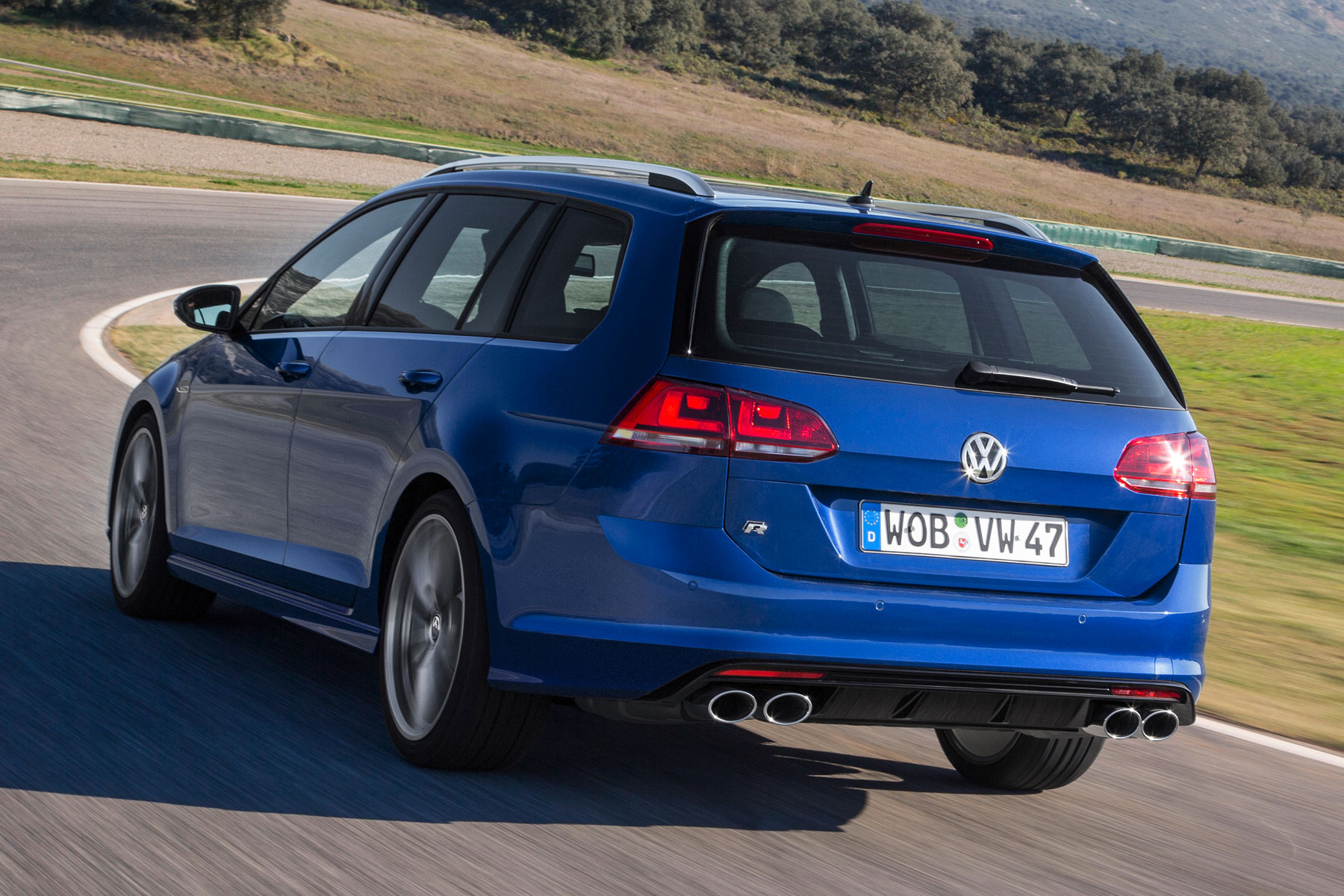 What's the Volkswagen Golf R like to drive?