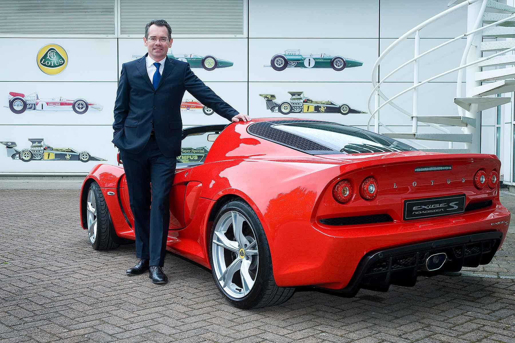 Group Lotus CEO
