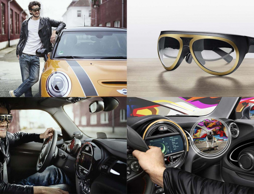 MINI reveals 'breakthrough' augmented reality car eyewear