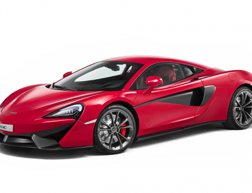 £126,000 entry-level Mclaren 540C to rival Porsche 911 Turbo
