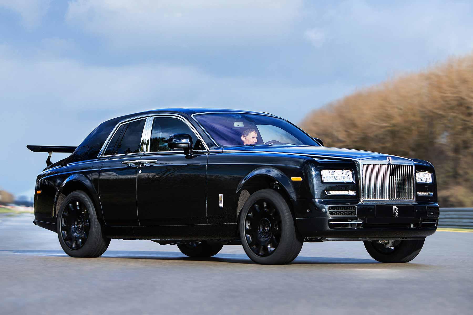Rolls-Royce Project Cullinan SUV