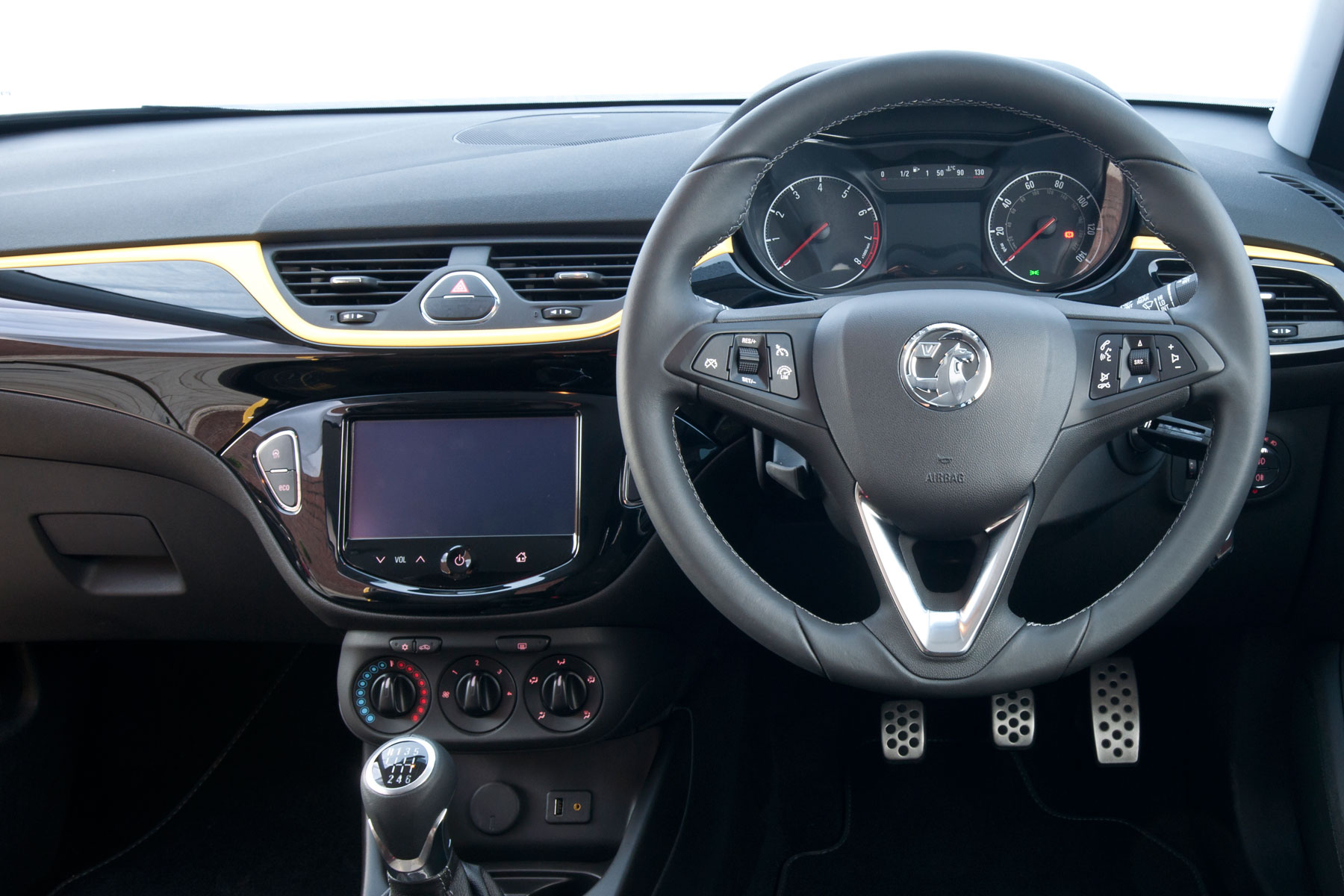 Is the Vauxhall Corsa's city steering pointless?