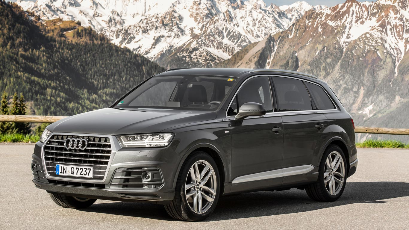 Audi Q7 review: 2015 first drive