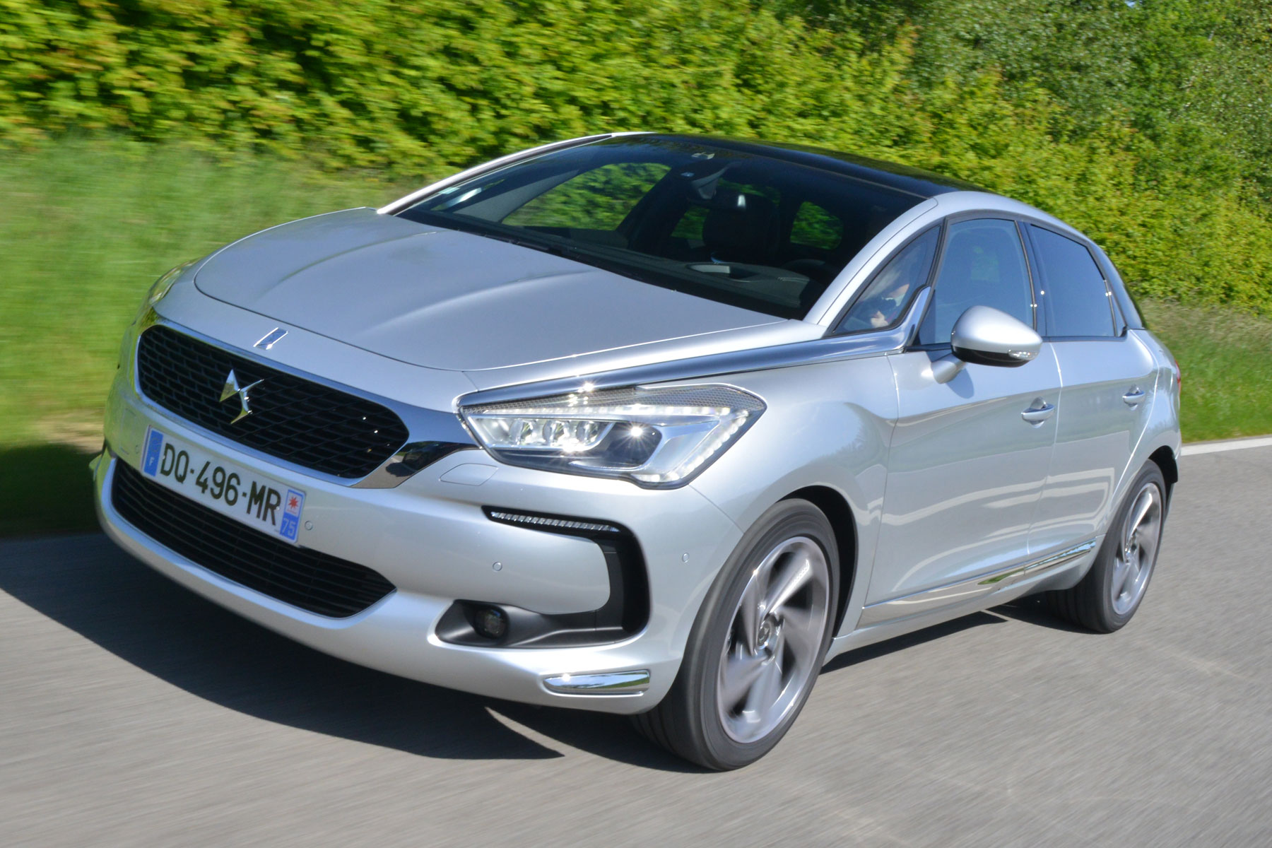 DS 5 review: 2015 first drive
