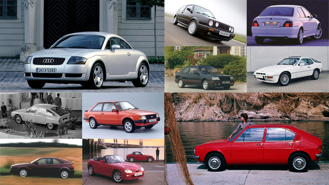 Top 25 cheap classic cars to invest in | Motoring Research