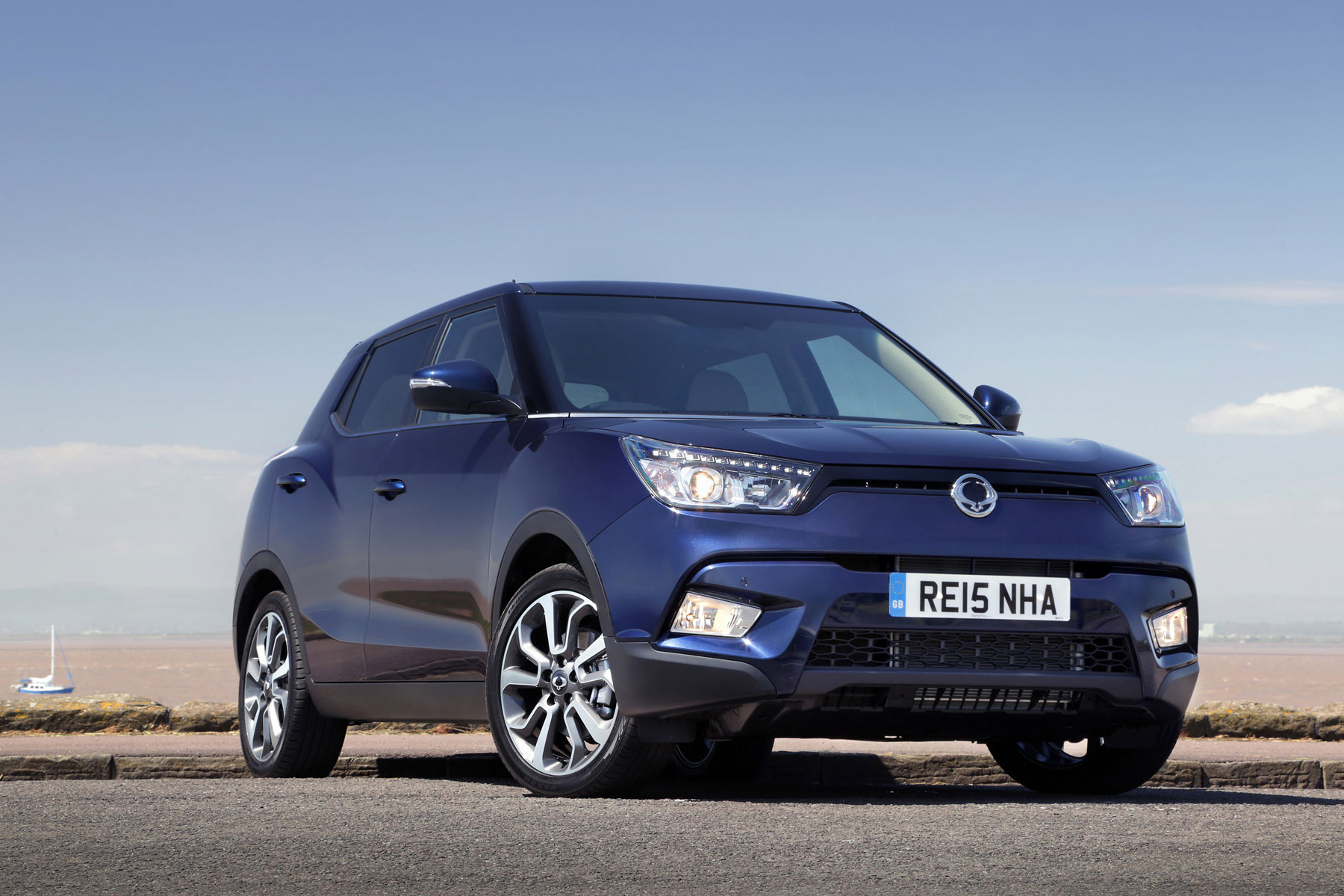 SsangYong Tivoli review