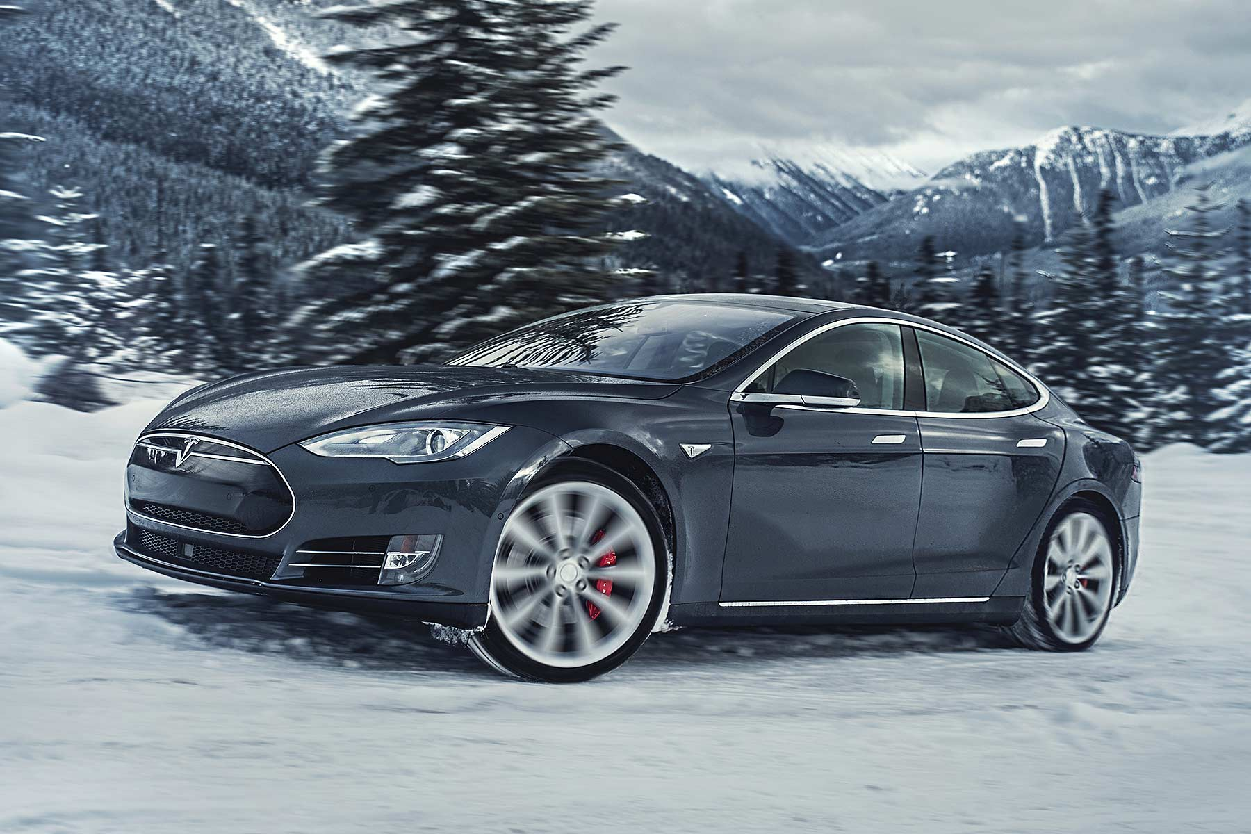 Tesla Model S P85D 2015 review