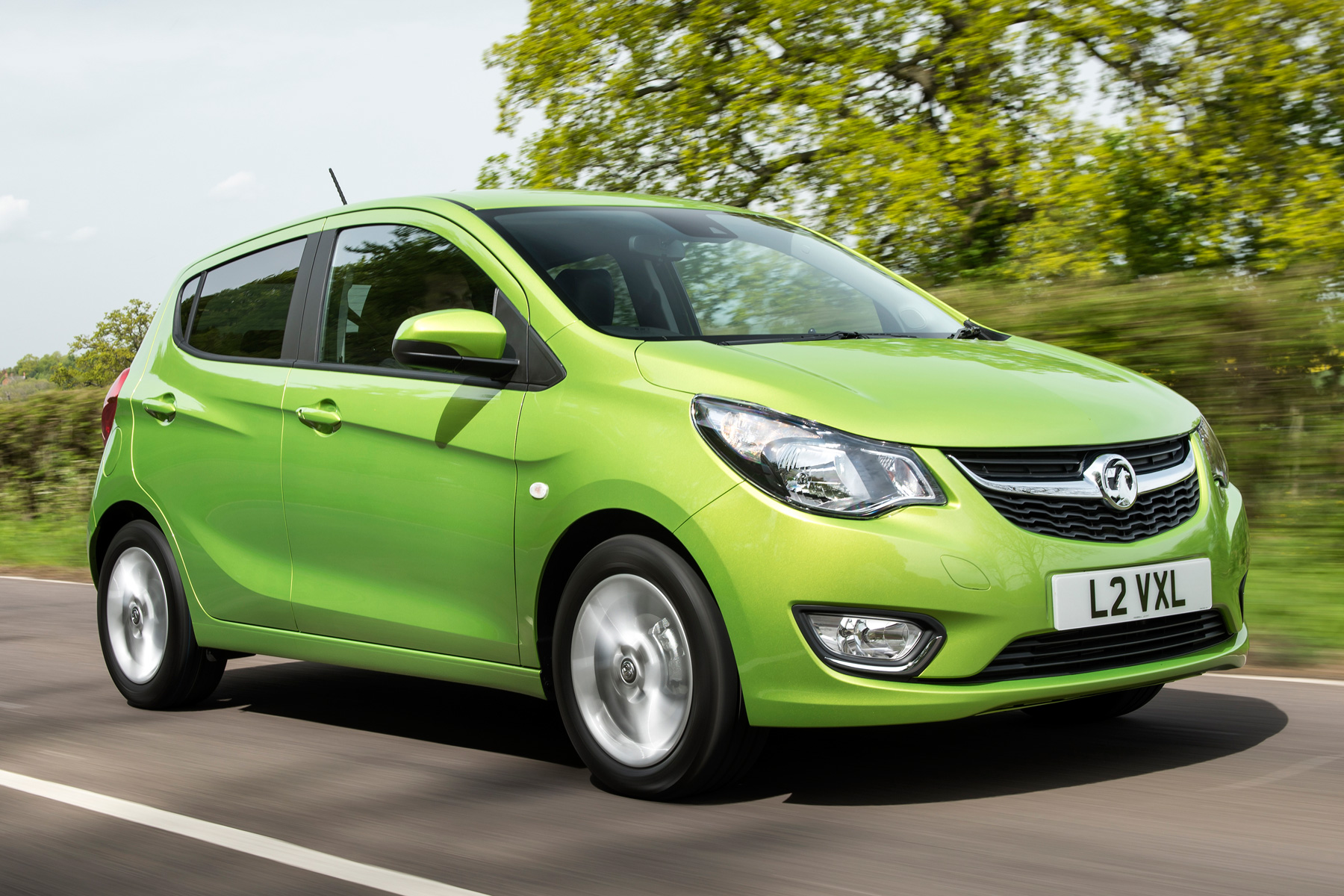 Vauxhall Viva review: 2015 first drive