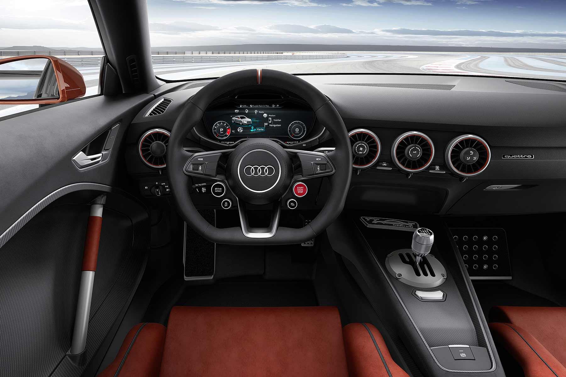 Audi TT Clubsport turbo concept Worthersee 2015