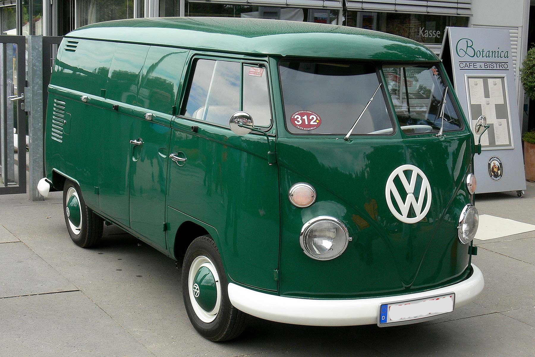 Great Motoring Disasters VW Beetle replacement