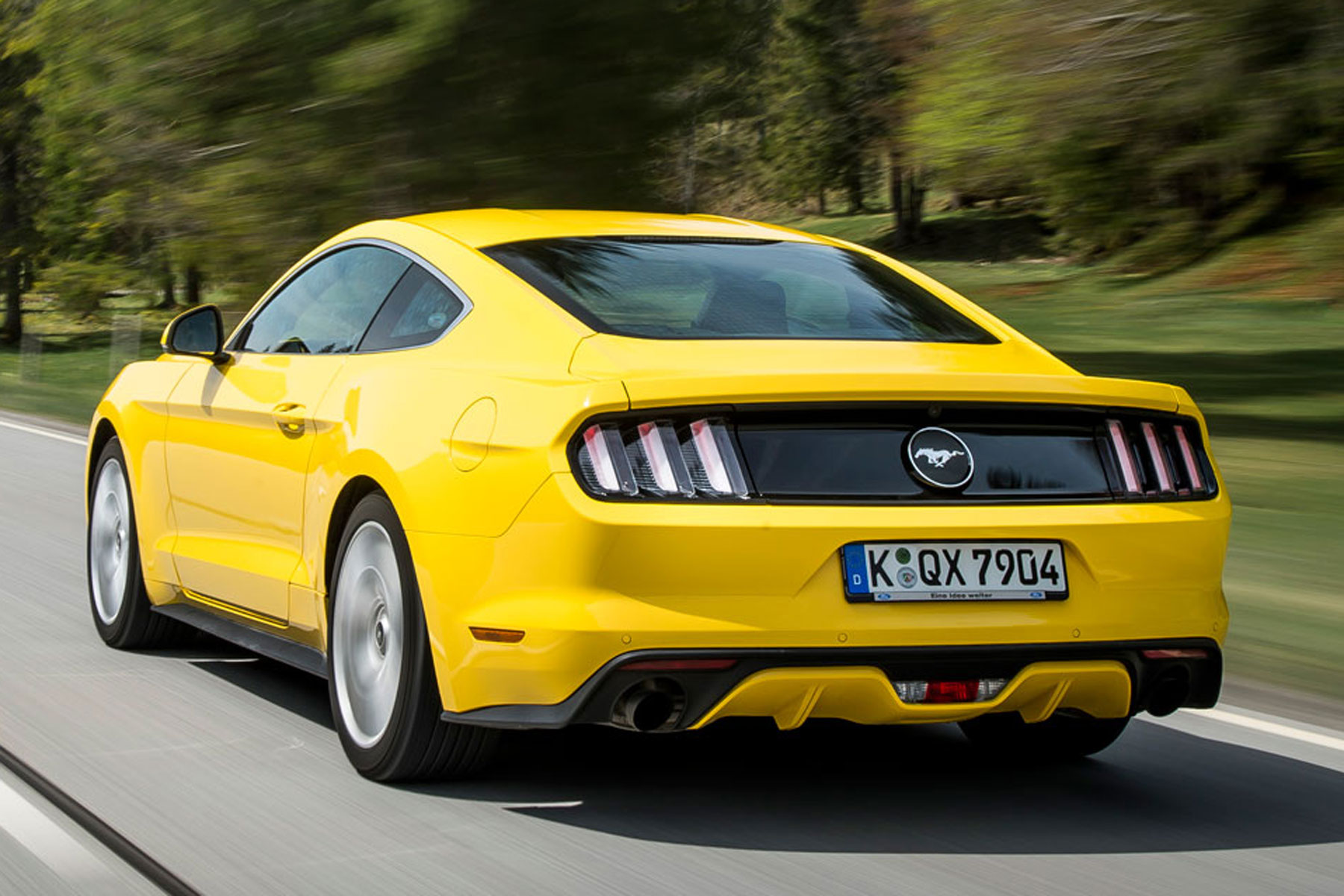 What's the Ford Mustang 2.3-litre Ecoboost convertible like to drive?