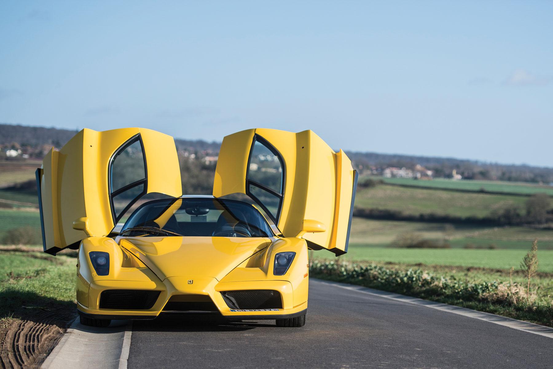 Ferrari Enzo: €1,260,000