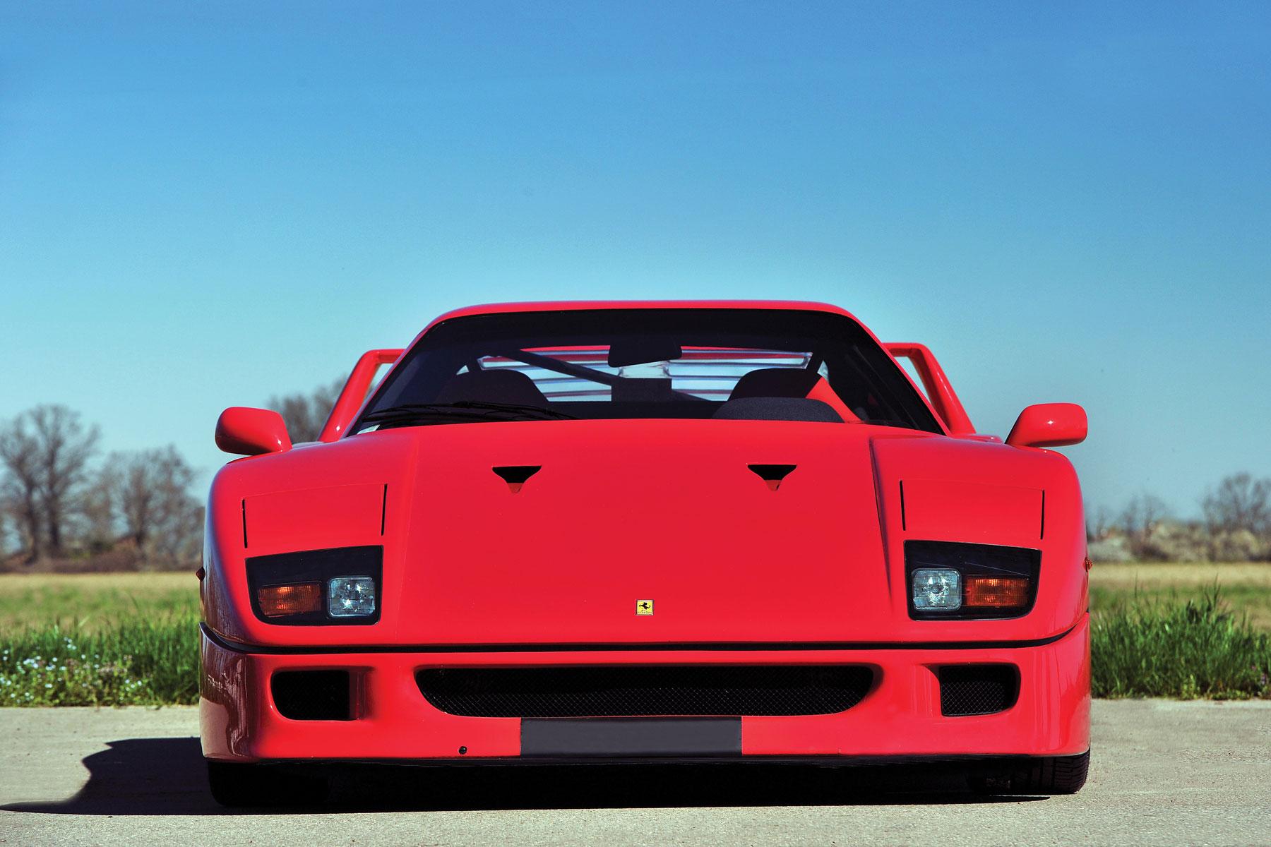 Ferrari F40: €1,008,000