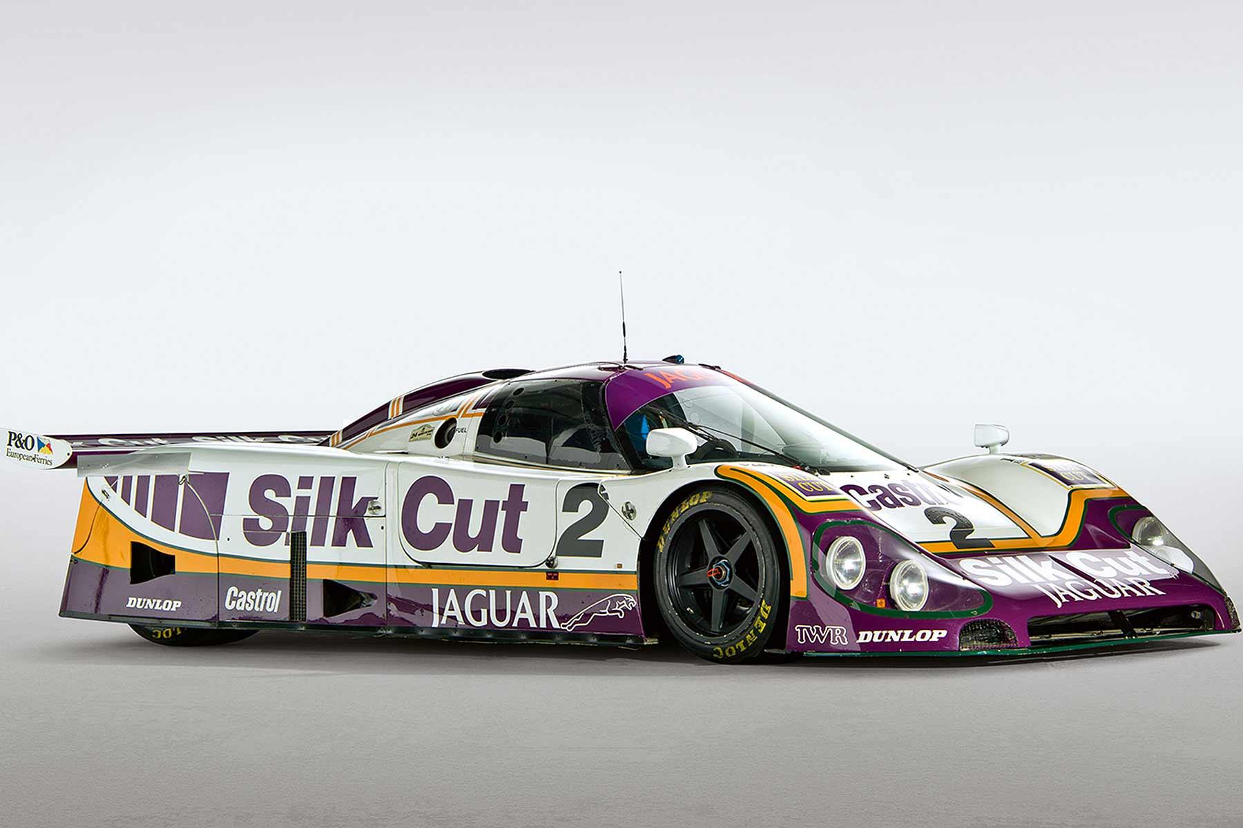 1988-Jaguar-XJR-9-Le-Mans-Winner | Motoring Research
