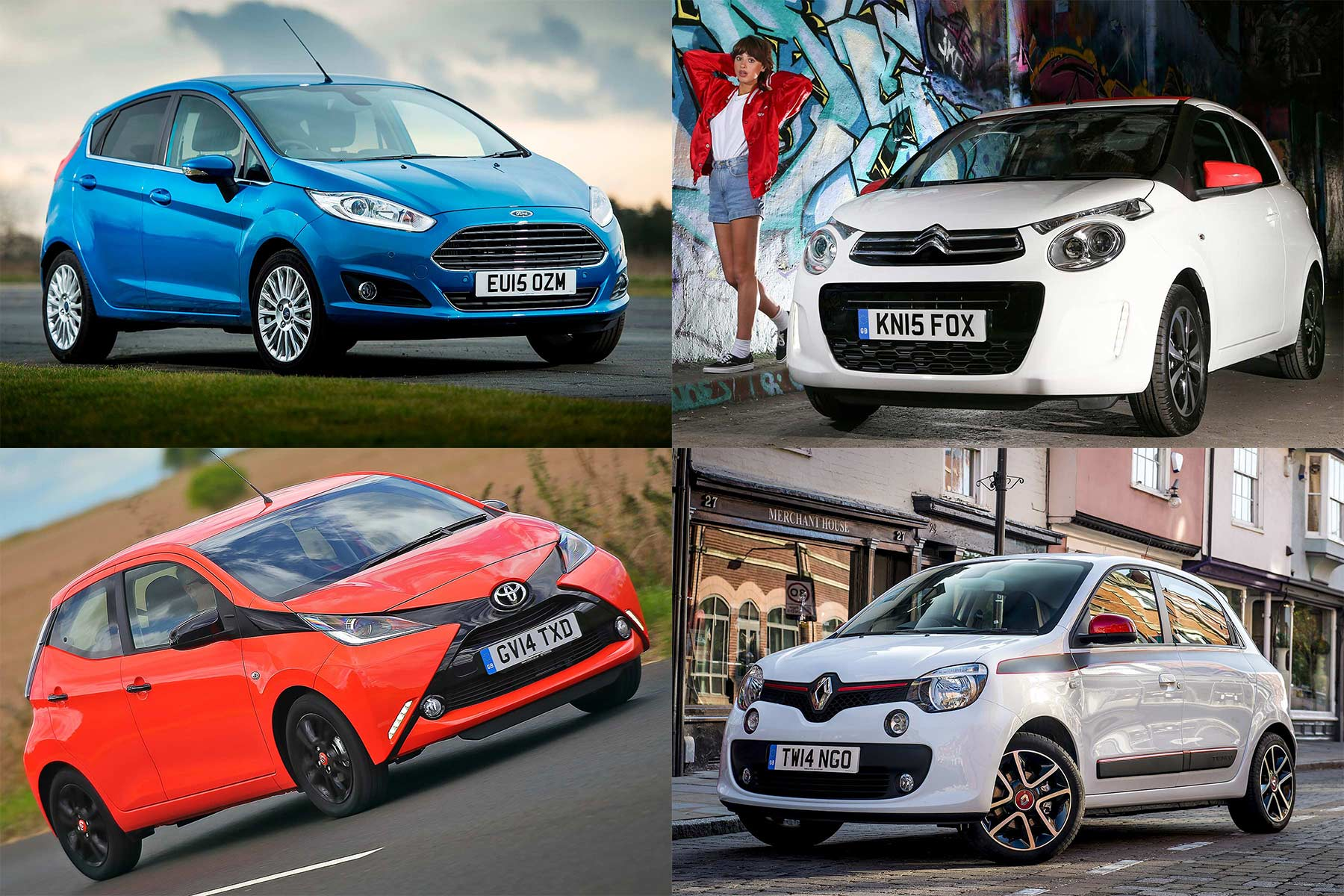 Best first cars 2015