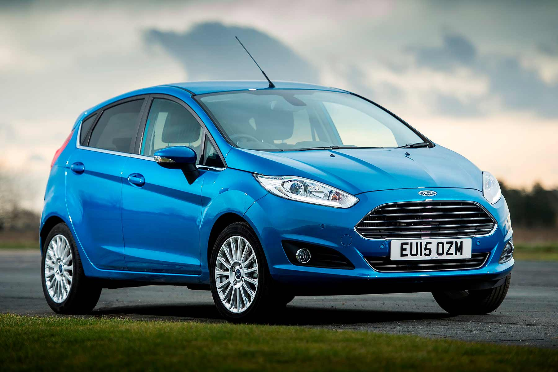 New 88 3mpg ford fiesta is most economical version ever