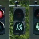 Could gay traffic lights improve road safety?