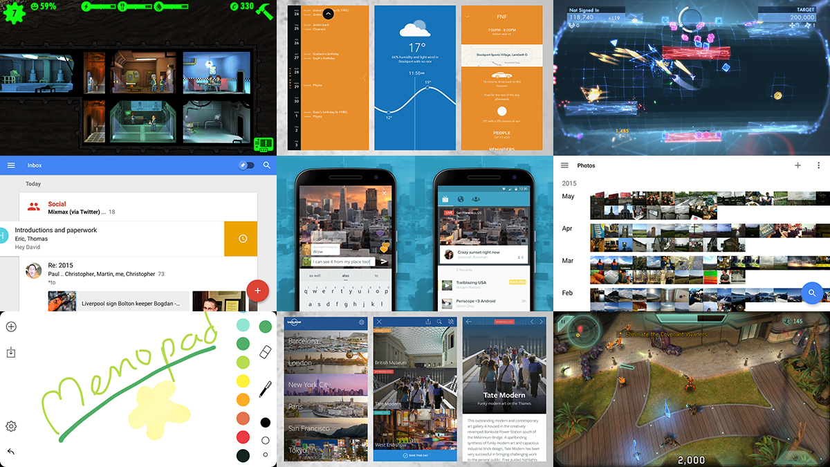 The 15 best new mobile apps for June 2015