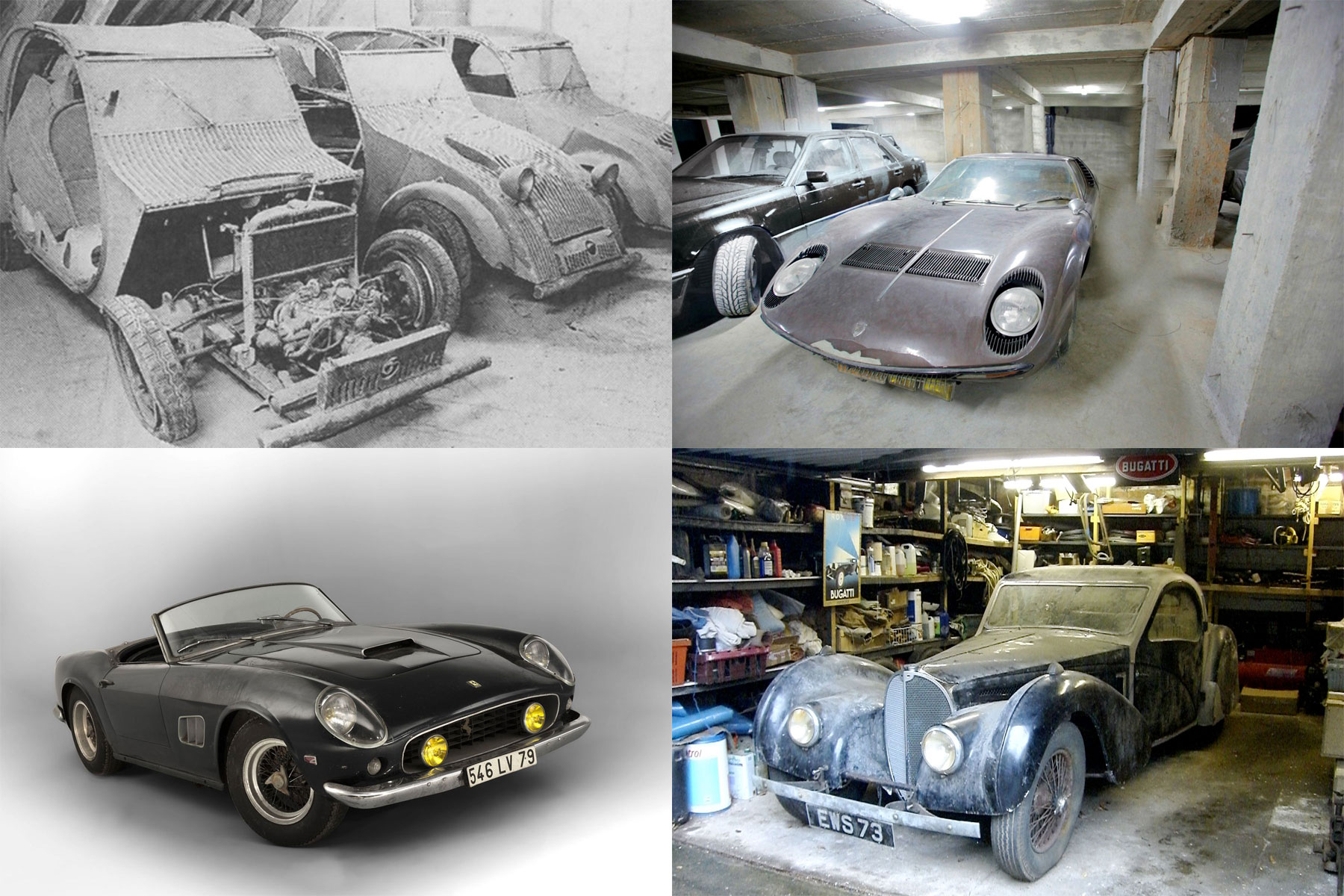 10 of the best barn-finds you\'ll wish you had discovered