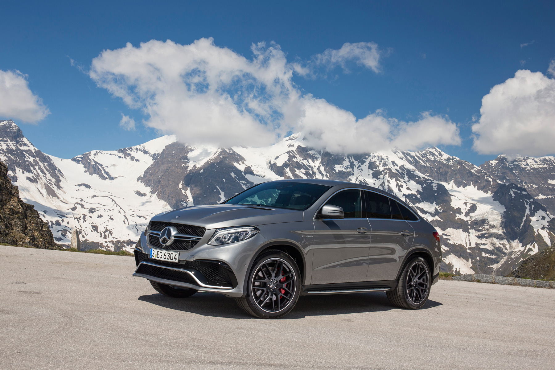Mercedes Amg Gle 63 S Coupe 2015 First Drive Motoring