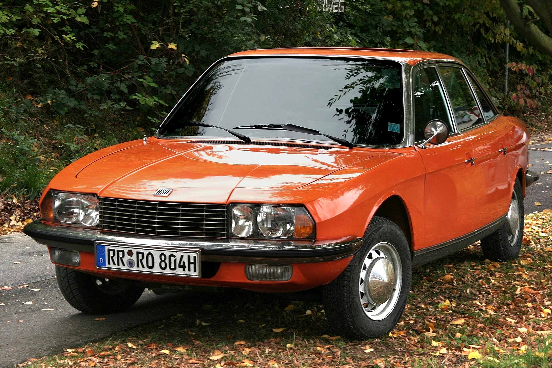 nsu ro80 the car of the year that killed the company. Black Bedroom Furniture Sets. Home Design Ideas