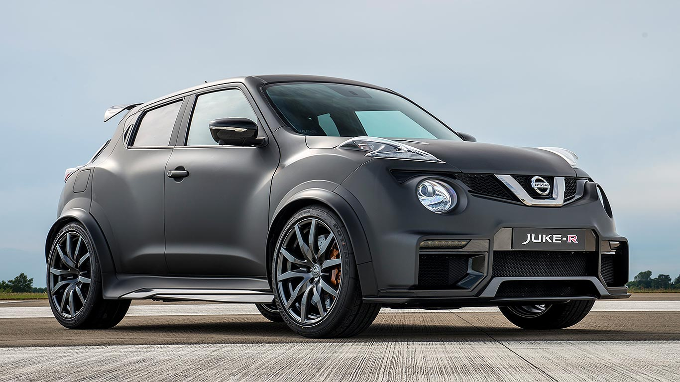Juke rocks! Meet the 600hp Nissan GT-R engine'd Juke R 2.0 ...