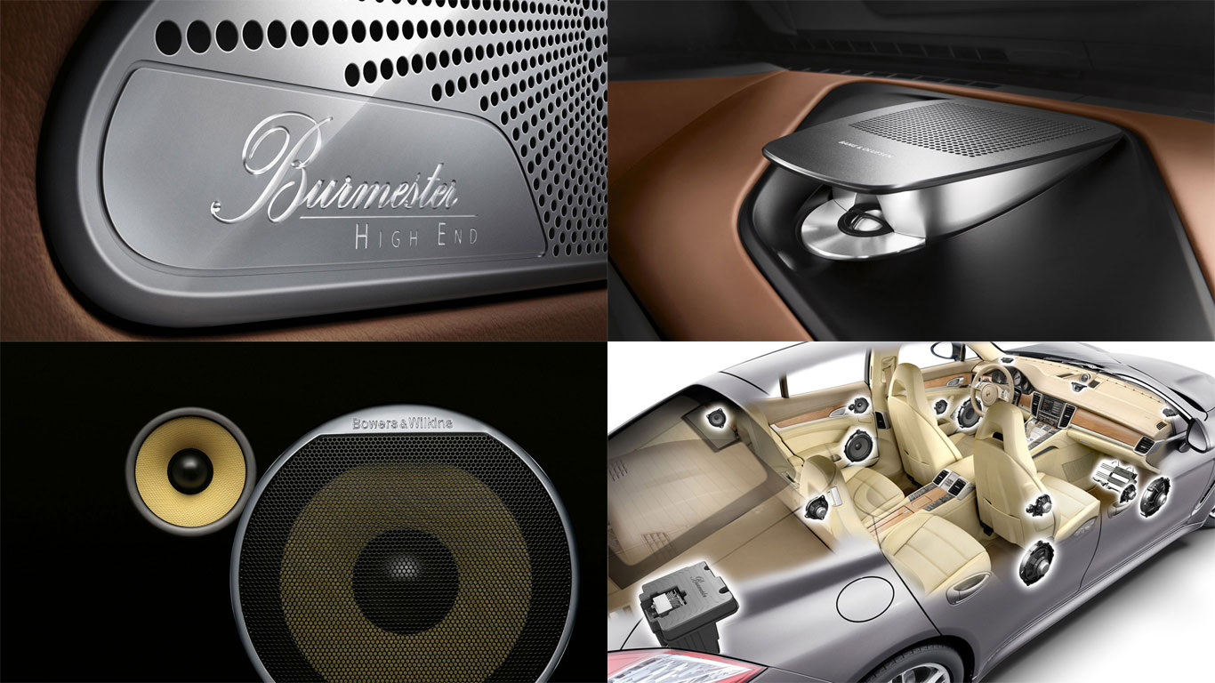 Bose Audio Old School Car