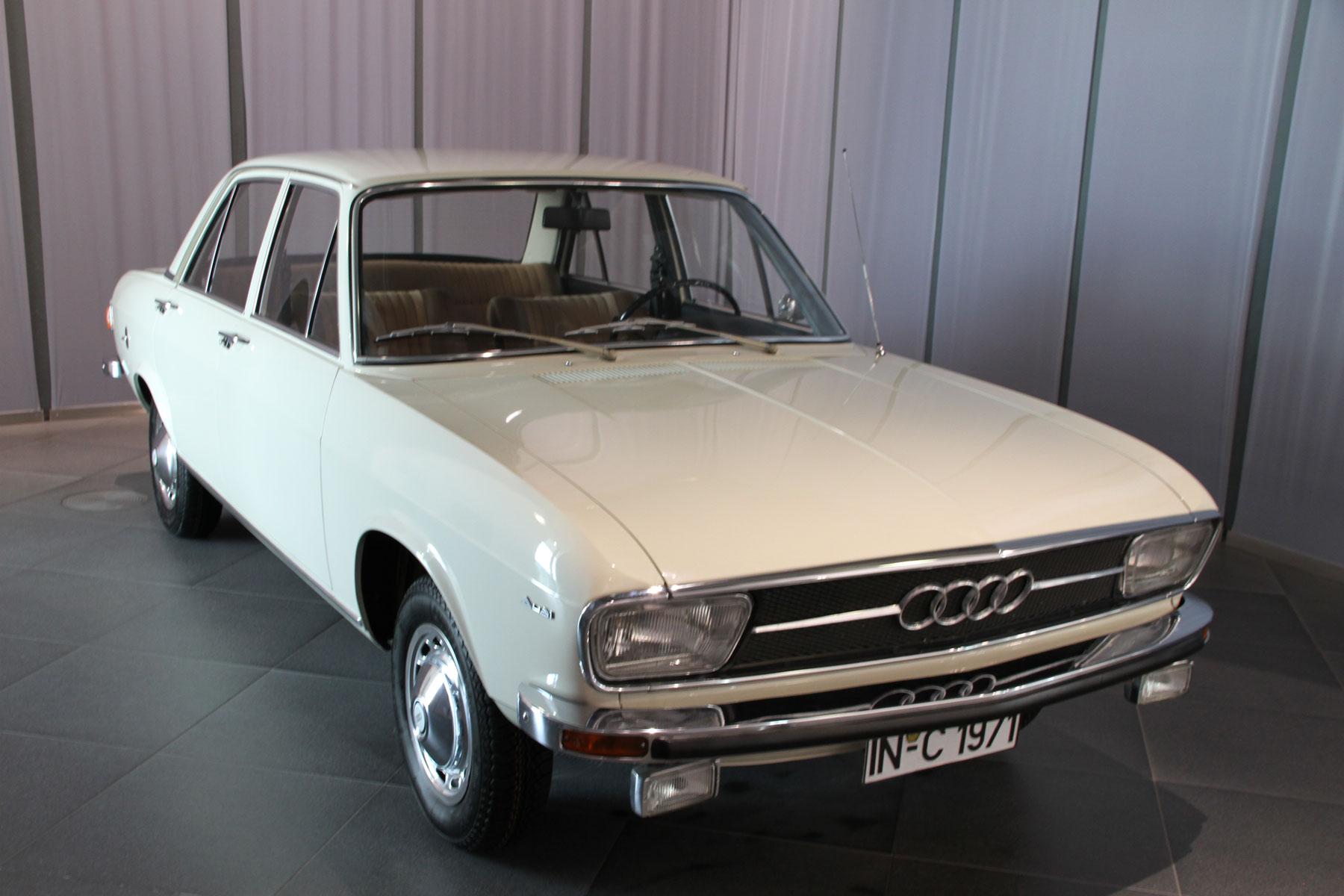 1968: Audi 100