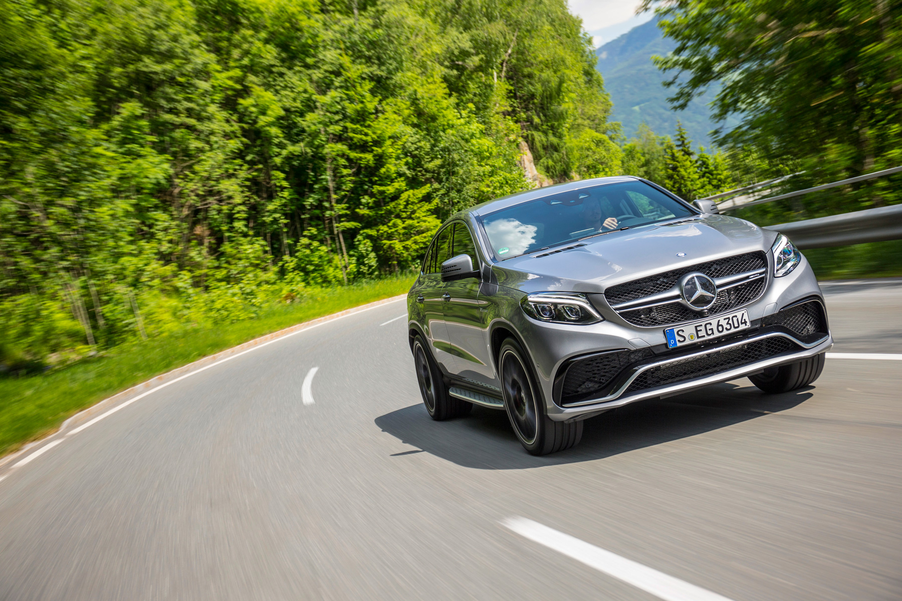 mercedes amg gle 63 s coupe 2015 first drive motoring. Black Bedroom Furniture Sets. Home Design Ideas