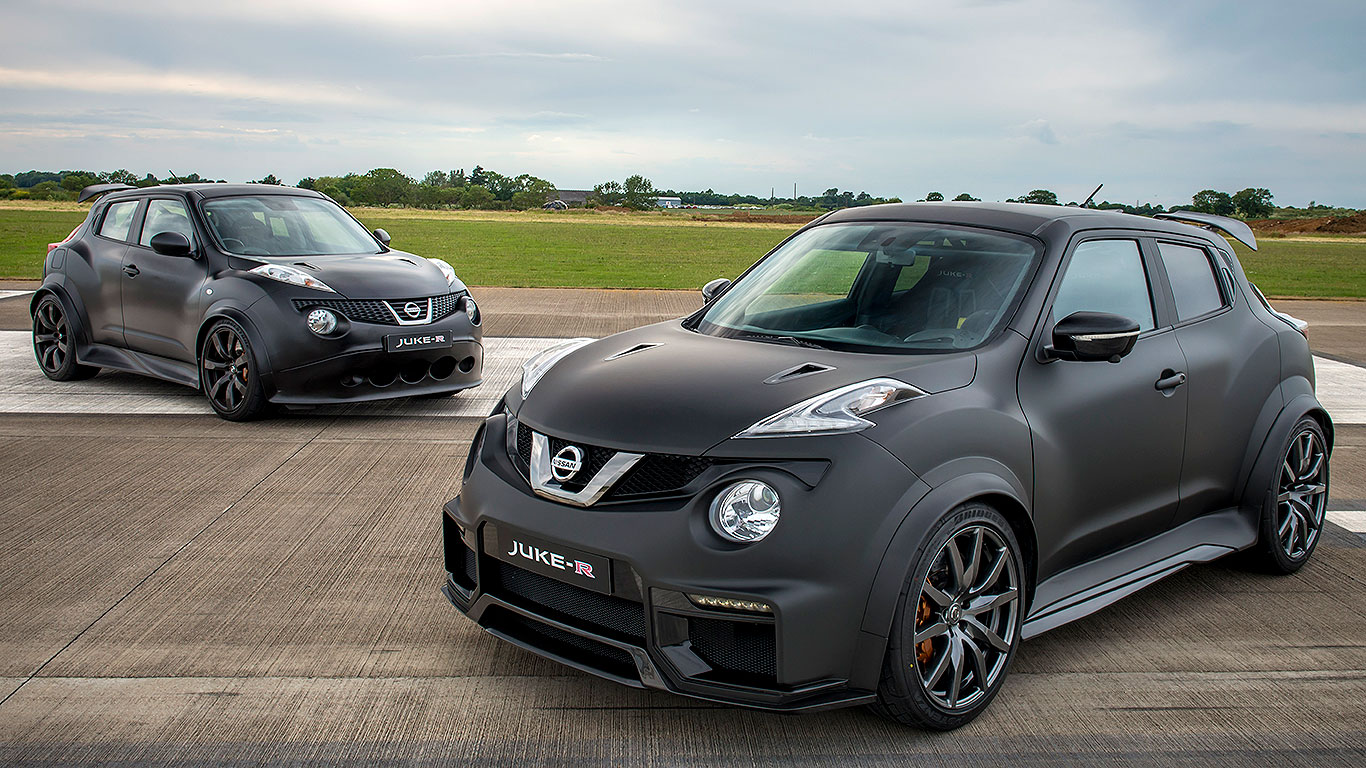 juke rocks meet the 600hp nissan gt r engine d juke r 2 0 motoring research. Black Bedroom Furniture Sets. Home Design Ideas