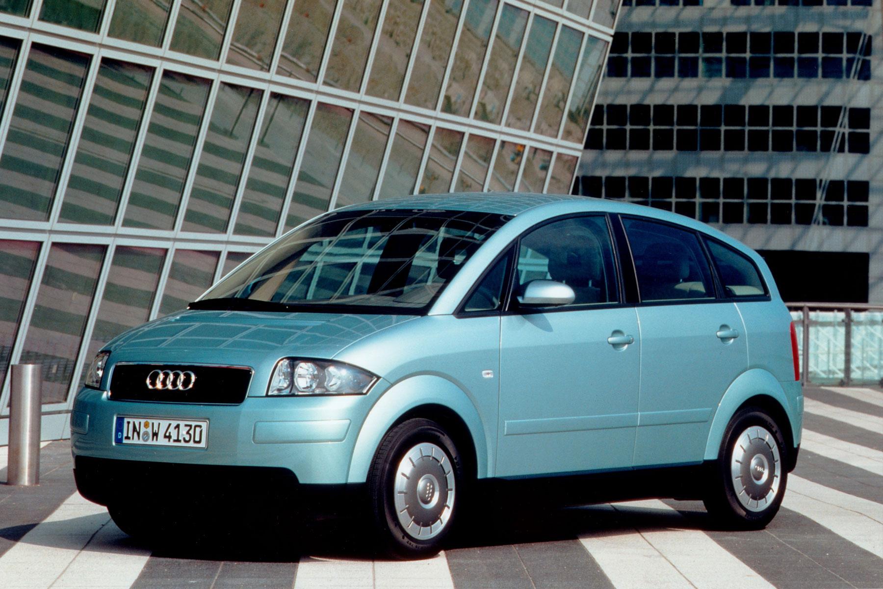 1999: Audi A2