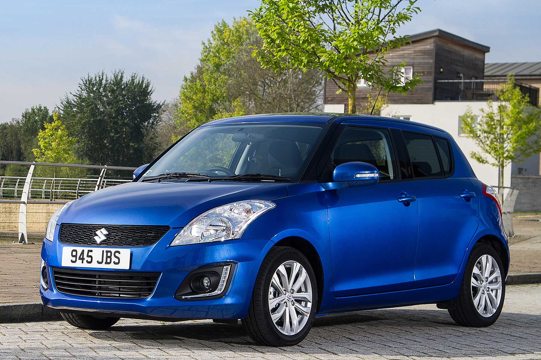 The cheapest cars to insure for 17-18 year olds: Suzuki Swift