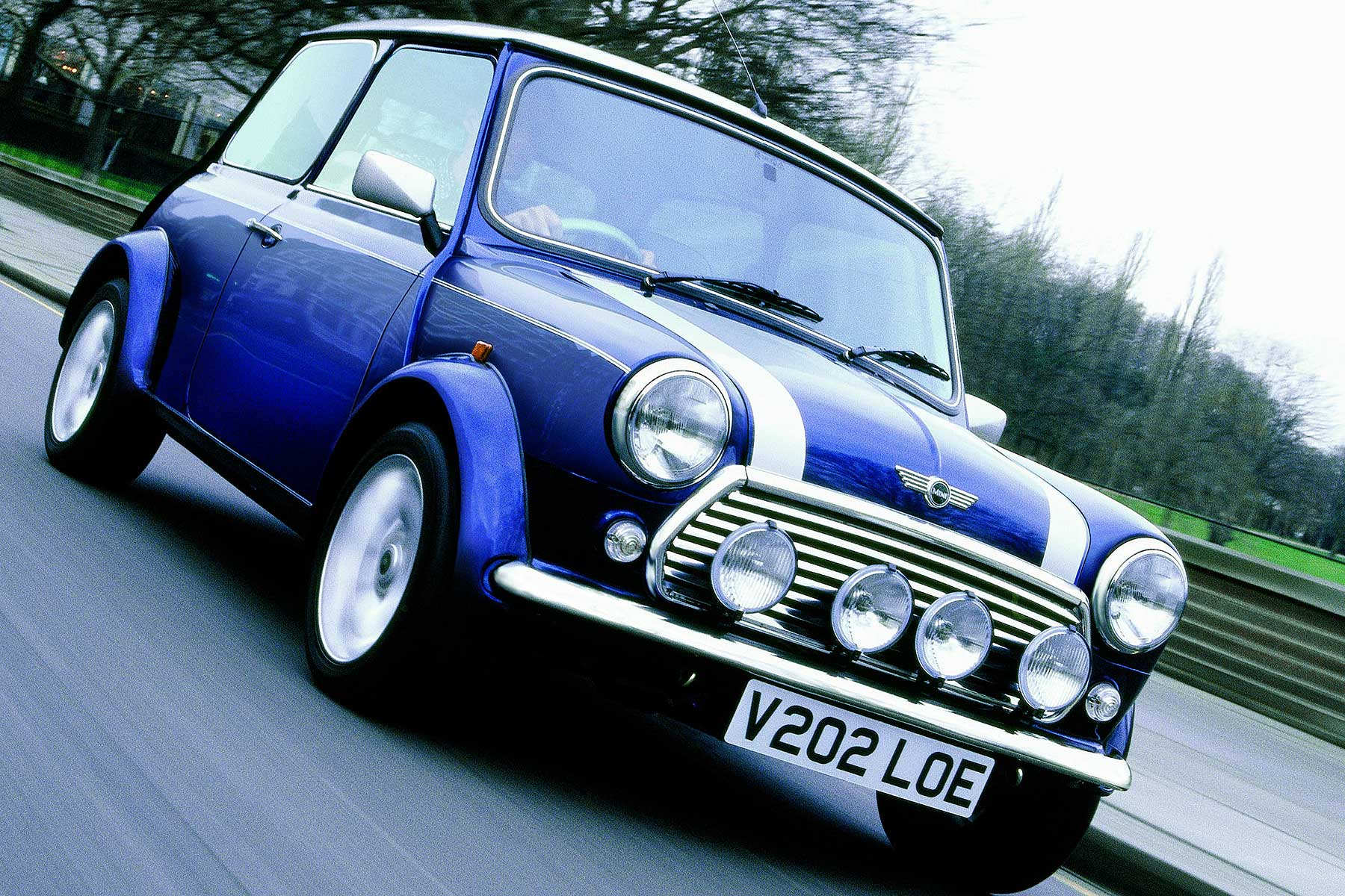 The cheapest cars to insure for 17-18 year olds: Rover Mini