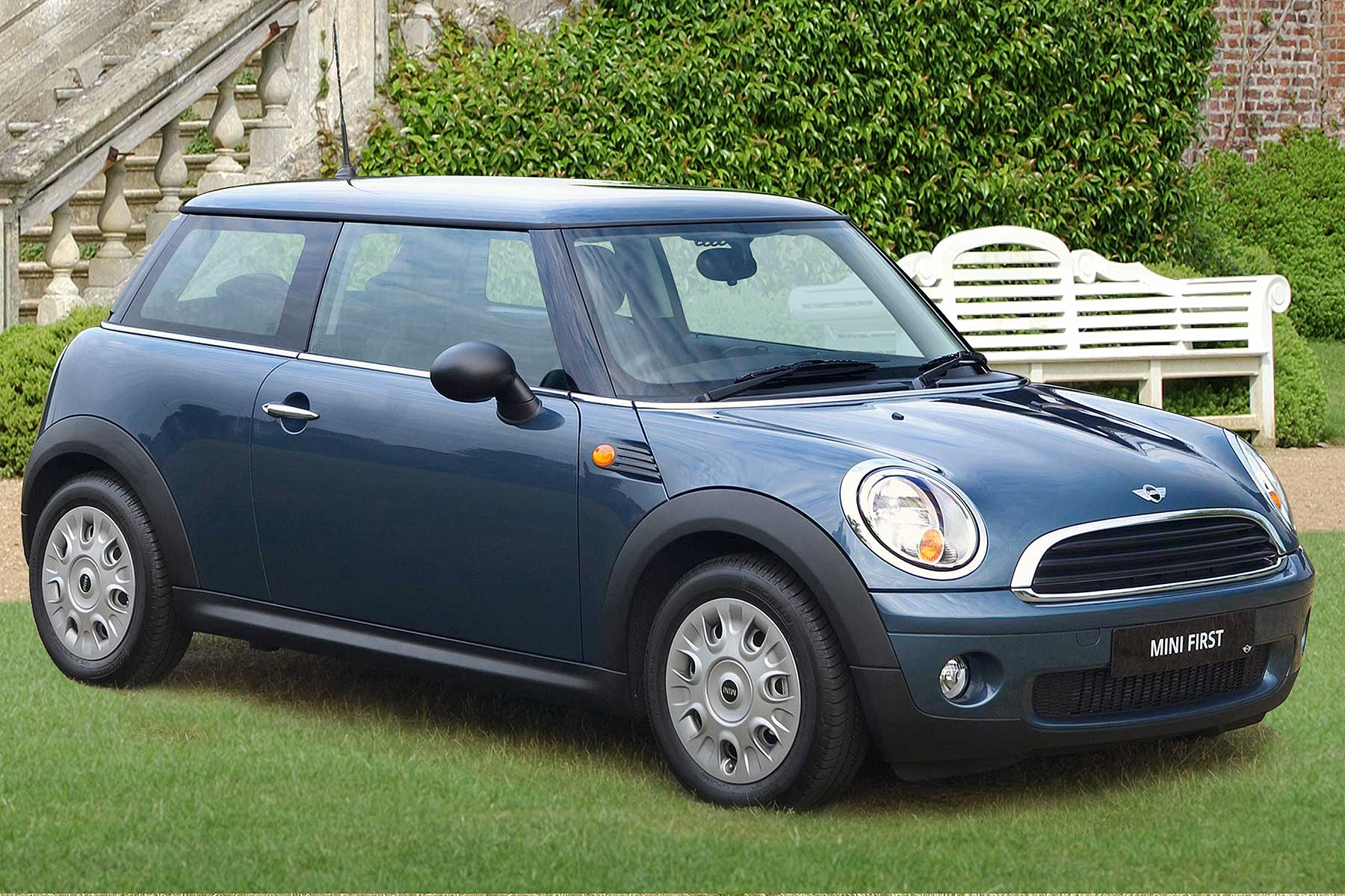 The cheapest cars to insure for 17-18 year olds: MINI One