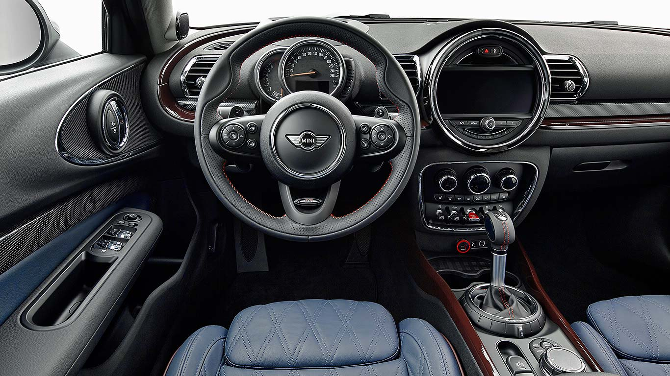 New 2015 MINI Clubman