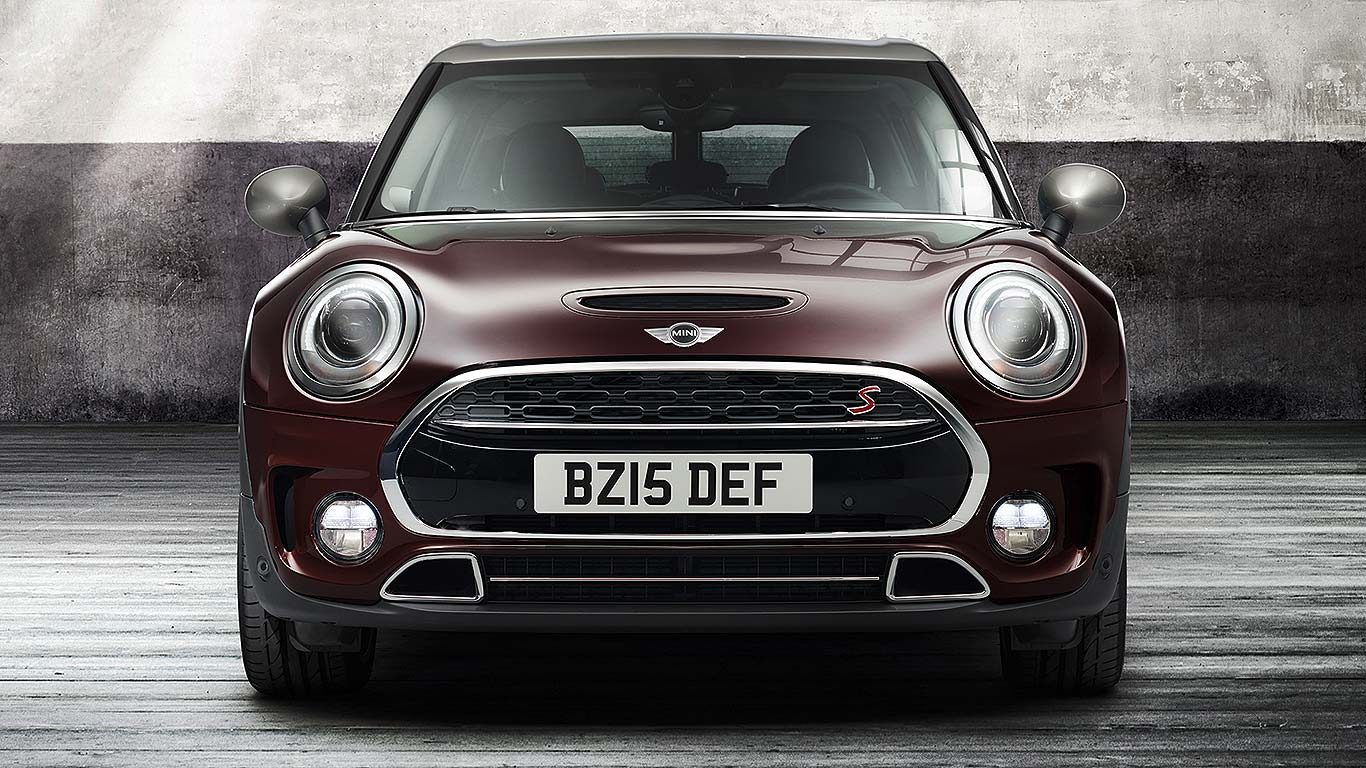 2015 mini clubman first pictures the six door mini motoring research. Black Bedroom Furniture Sets. Home Design Ideas