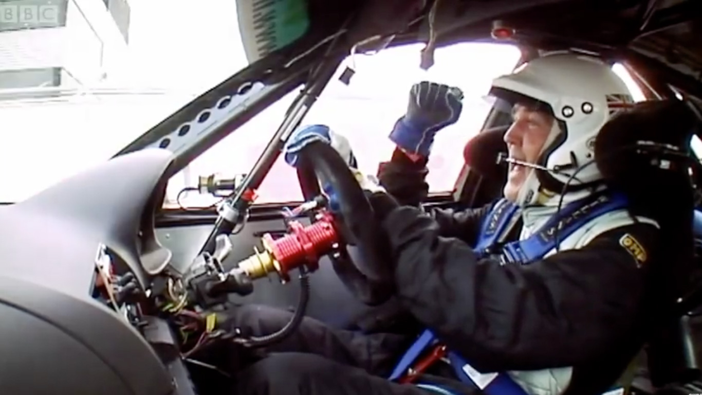 The greatest hits of Top Gear