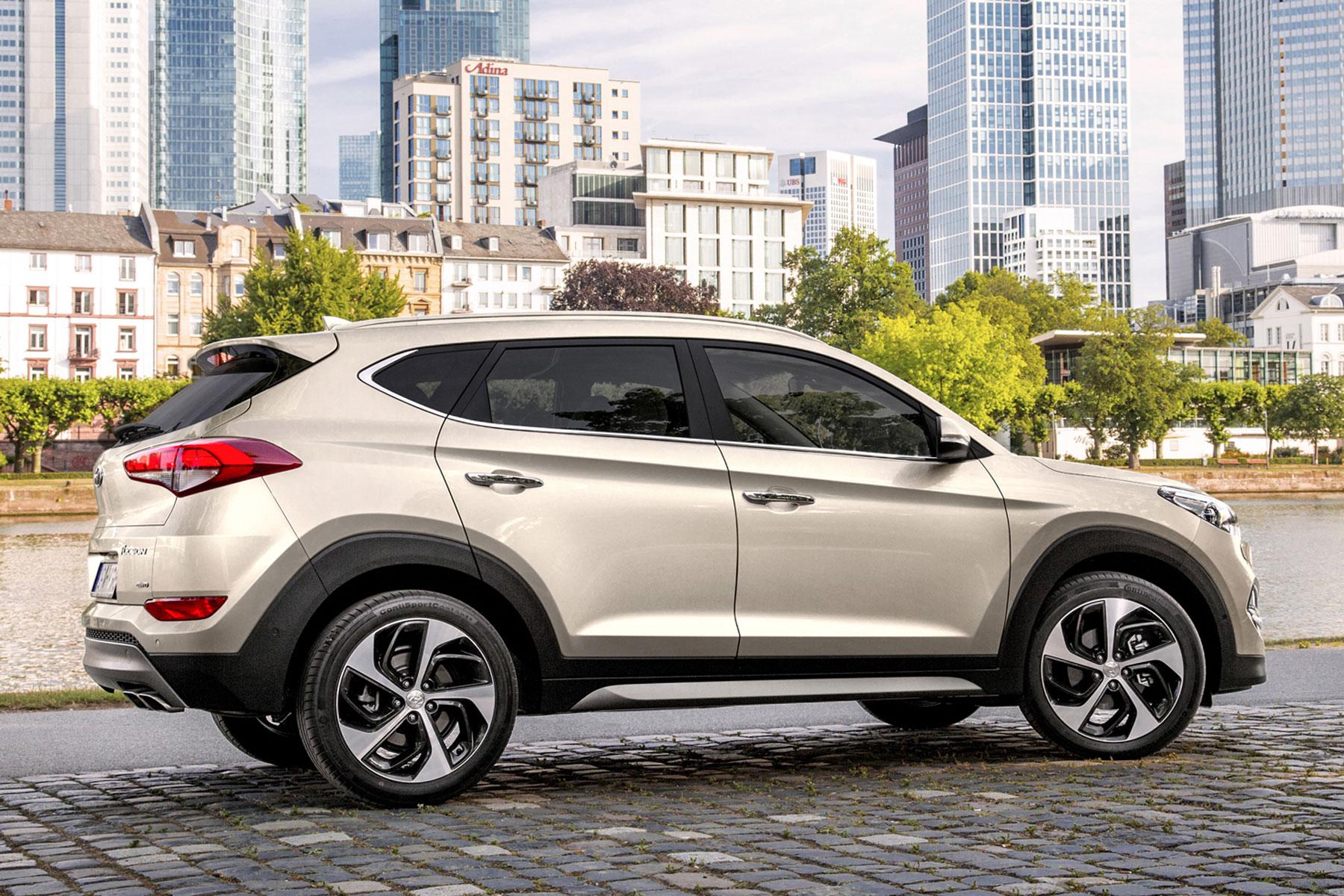 Hyundai Tucson: Verdict