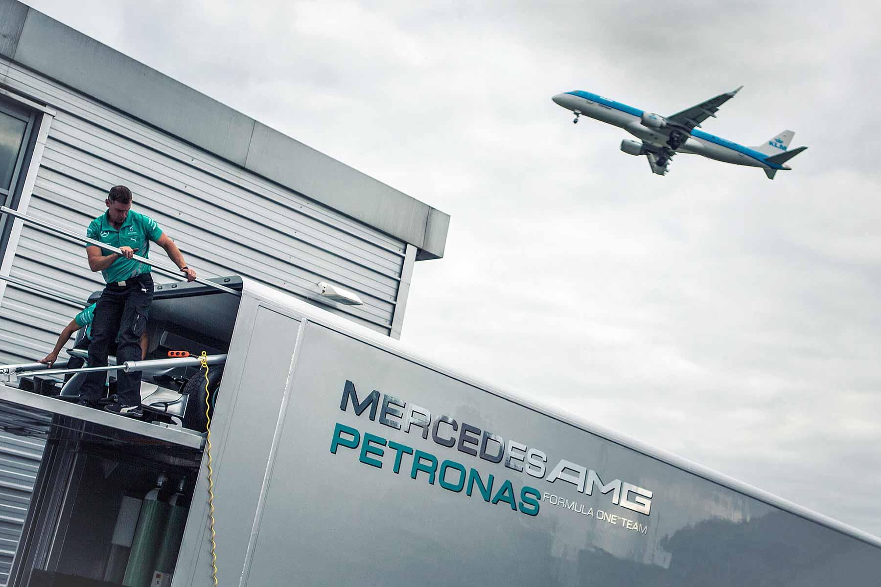 Mercedes-AMG F1