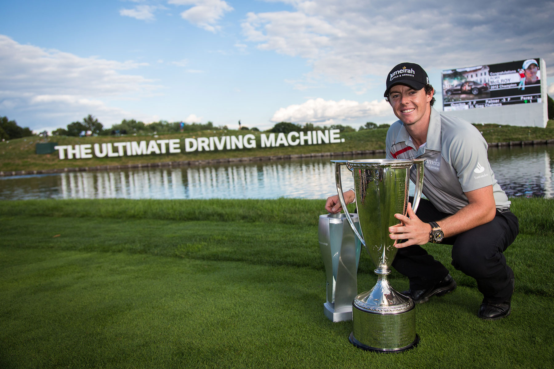 Match Play Why Golf Suits Carmakers To A Tee Motoring Research